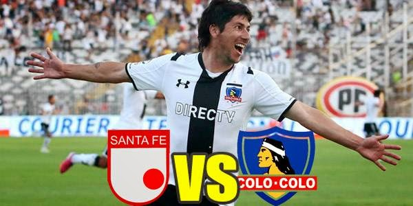 Independiente Santa Fe-Colo Colo