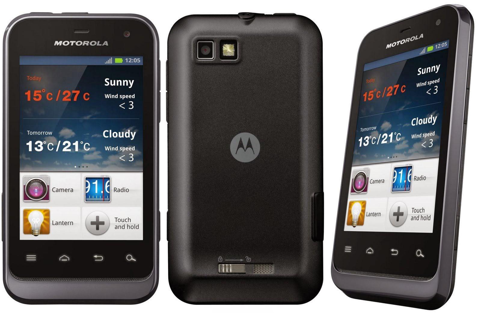 Daftar harga Hp merk Motorola Maret 2015