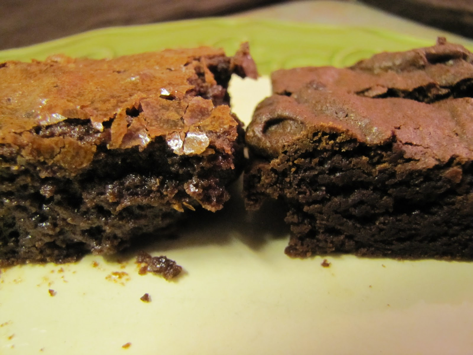 """Big Smiles and Bigger Hips: """"Baked"""" Spicy Brownies Fairy Style"""