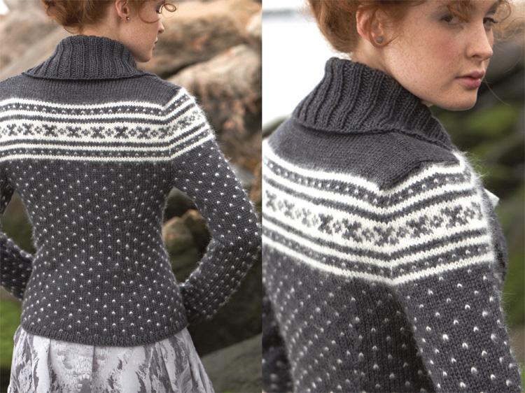 Samurai Knitter Vogue Knitting Fall 2011