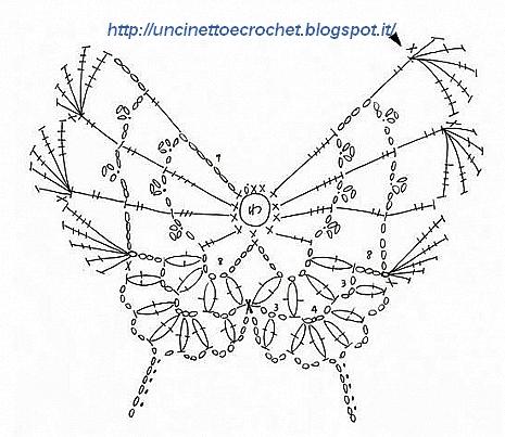 uncinetto e crochet schemi animaletti all 39 uncinetto