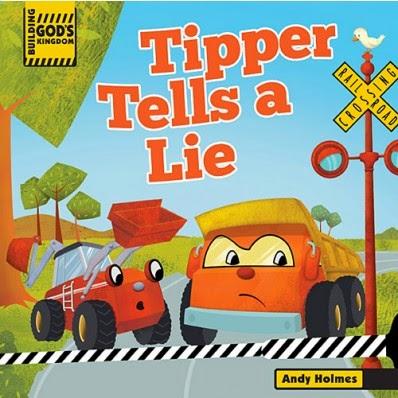 Tipper Tells a Lie  cover