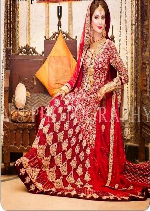 Burnt Orange Wedding Dress 37 Best Beautiful bridal dresses pakistani