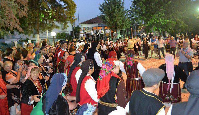 Αξέχαστο θα μείνει το 4ο Αντάμωμα Ζαλουφιωτών - Αρβανιτών που έγινε στο Ρήγιο Διδυμοτείχου