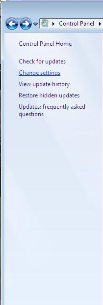 Hướng dẫn tắt chức năng update tự động trong Windows