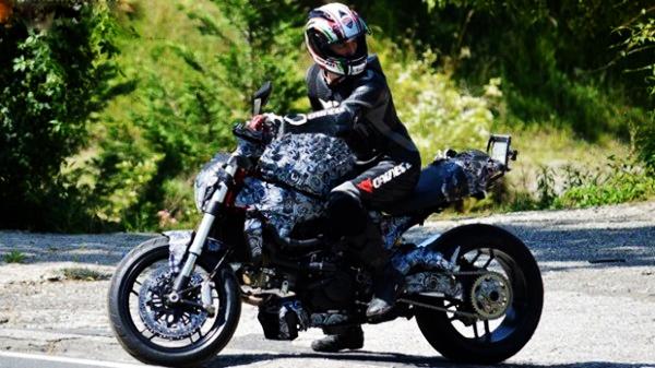 Ducati Monster 1198 Custom