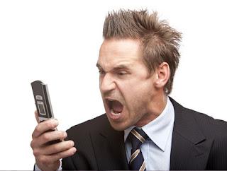 Berapa sering pihak asuransi menelpon anda