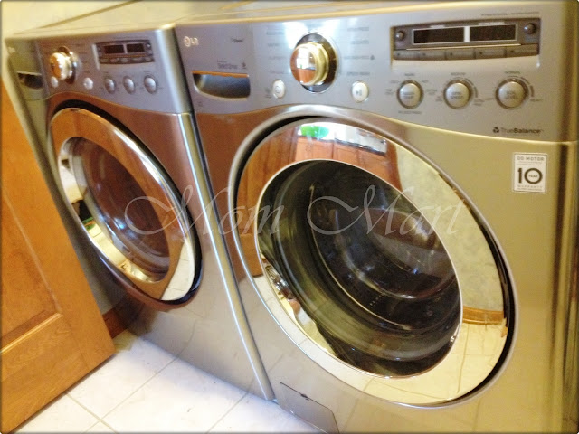 LG Washer & Dryer from SEARS
