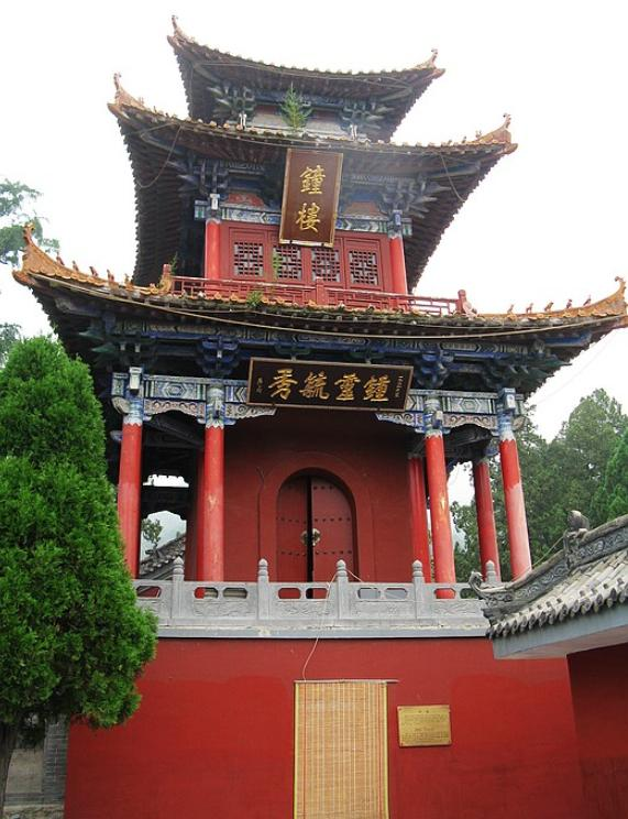 Chinese Temples Buildings