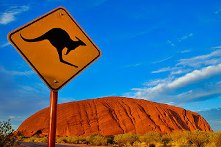 Best Honeymoon Destinations In Australia - Uluru National Park Australia 2