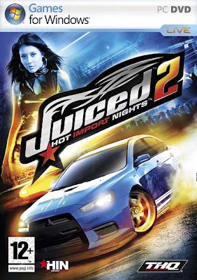 Juiced 2: Hot Import Nights PC Cover