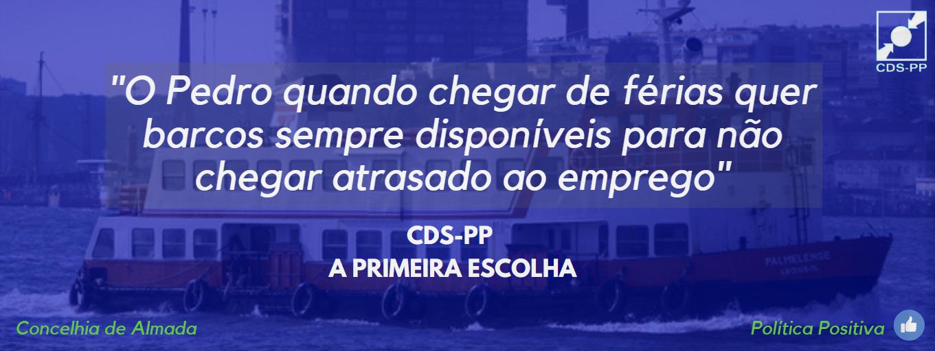 CDS/Partido Popular Almada