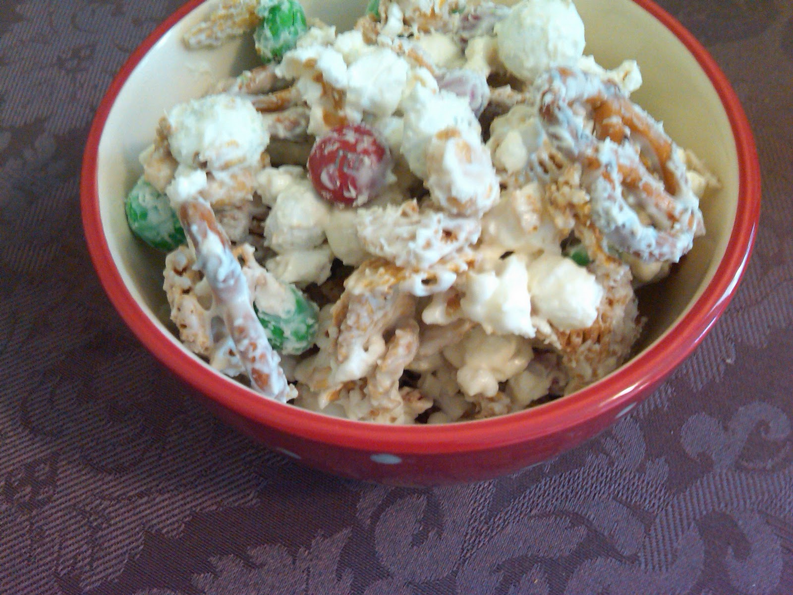 Michele's Woman Cave: Christmas Snack Mix