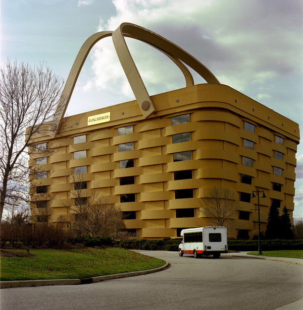 largest basket