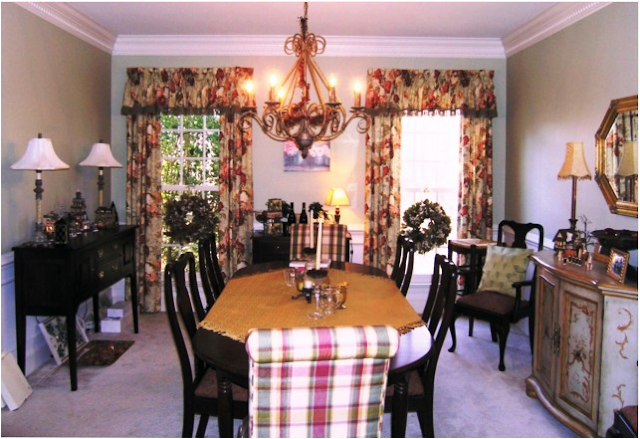French country dining room design ideas room design for Country dining room design ideas