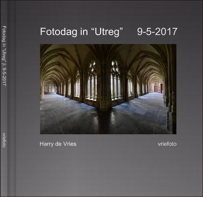 "Boek Fotodag in ""Utreg"""