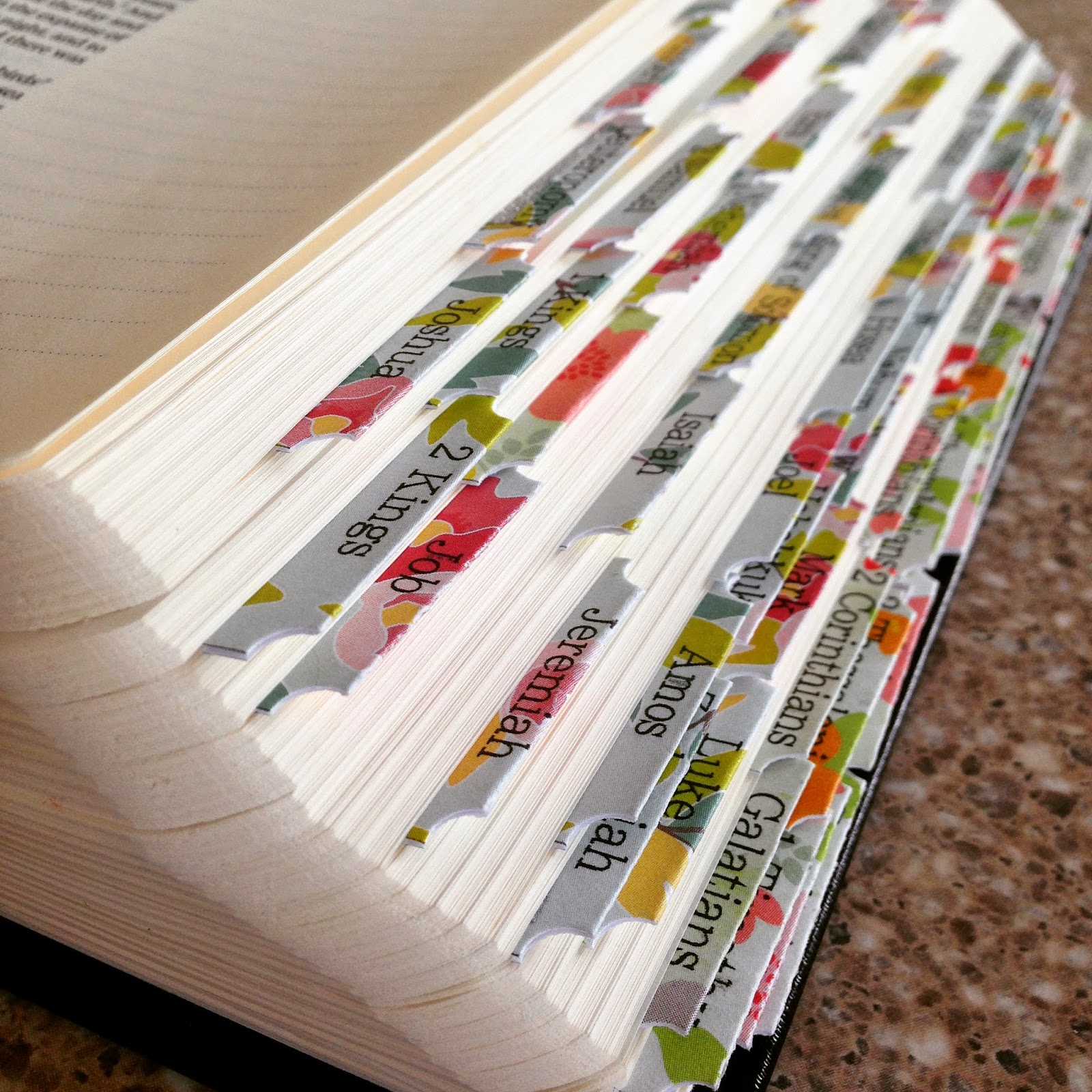 Little Bit Funky: Journaling Bible Tabs {update! and a new product ...