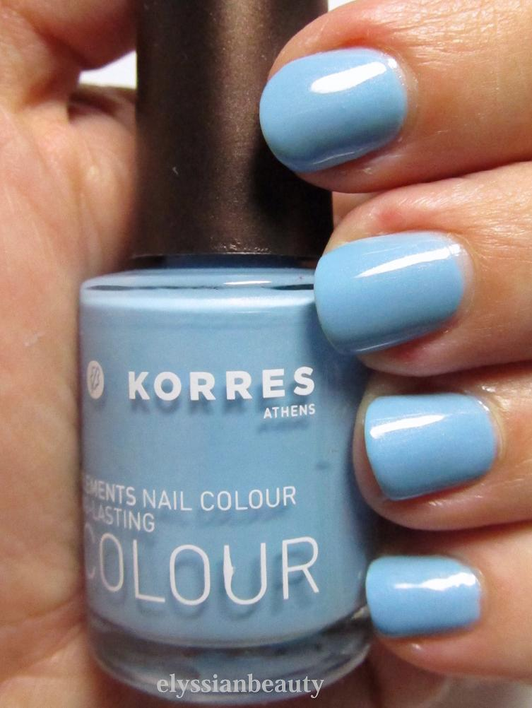 This blog has moved: Korres Nail Colour Mega review - part2: The ...