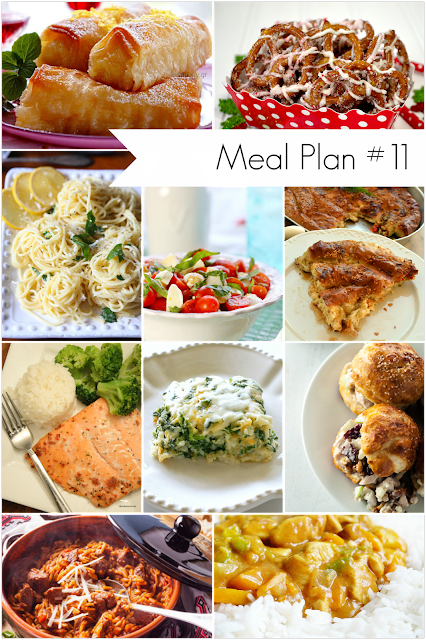 Ioanna's Notebook - Meal Plan #11