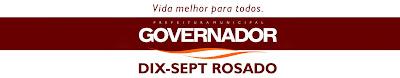 Blog Prefeitura Municipal de Governador