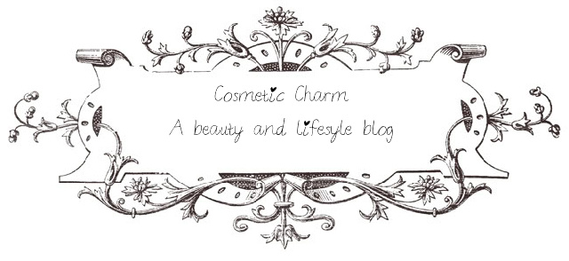 Cosmetic Charm | British Beauty and Lifestyle Blog