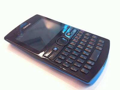 Nokia Asha 205: GSM Network