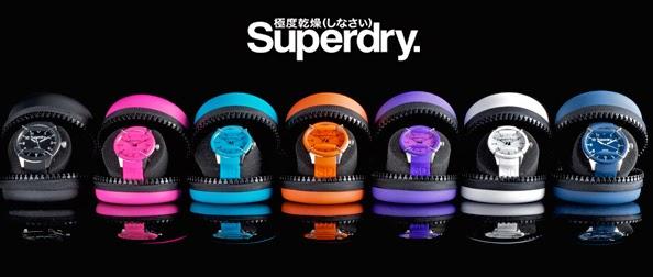Relojes Superdry Thader