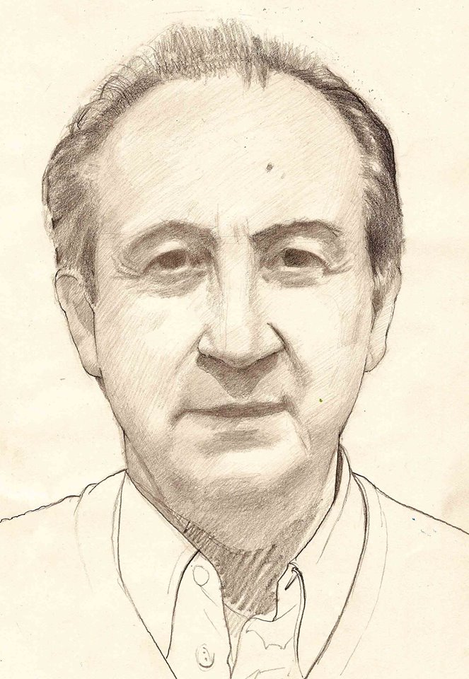 Retrato de Ramón Palmeral
