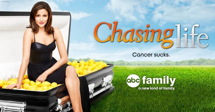 Chasing Life - Episode 1.12 - Next April - Press Release
