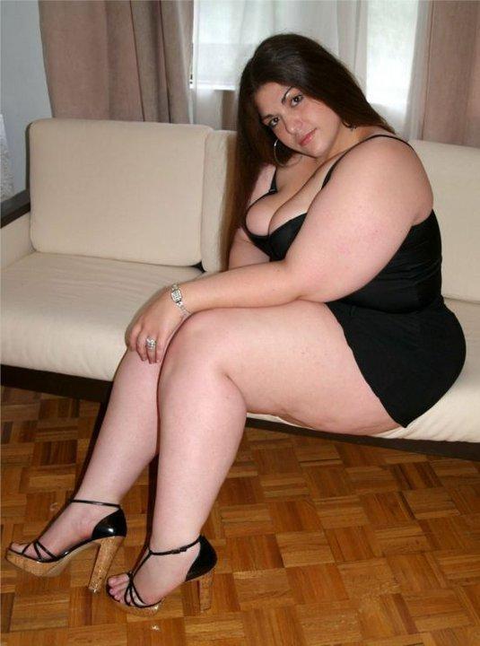girl Beautiful fat