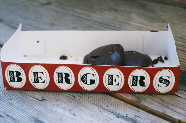 Berger Cookies, Baltimore