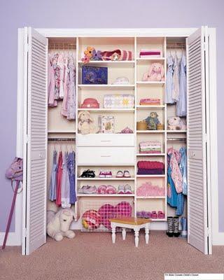 Closets para Niños - Diseños de Closets para Niños