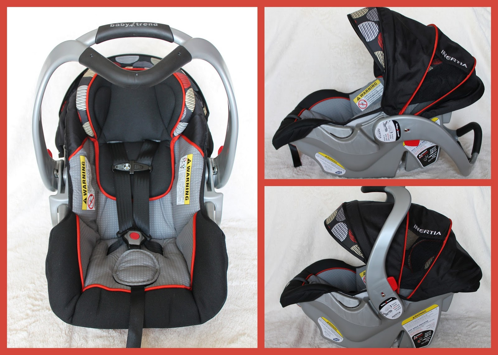 Baby Trend Infant Car Seat Expiration