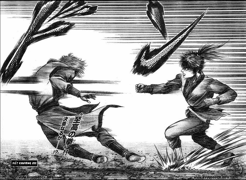 Chú Bé Rồng - Ryuuroden chap 211 - Trang 28