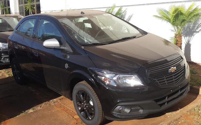 Novo Chevrolet Onix 2016 - Seleção