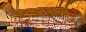14 nouveaux sarcophages découverts à Saqqara en Egypte