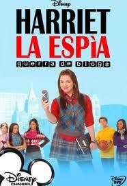 ver pelicula Harriet la espia: Guerras del blog (2010) español online latino gratis