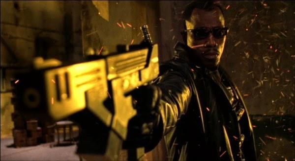 Blade 2, starring Wesley Snipes
