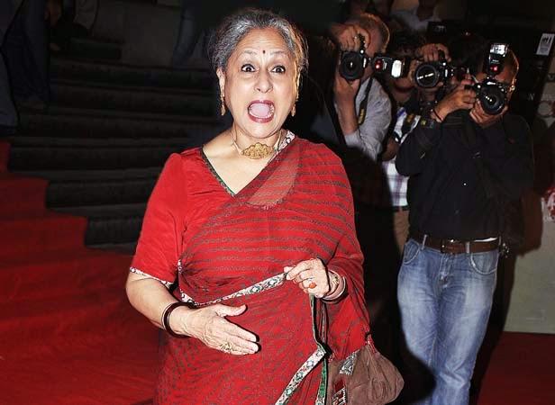 run out of Alcohol Bollywood Jaya Bachan