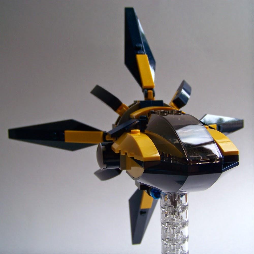 LEGO Nova Corps 76019
