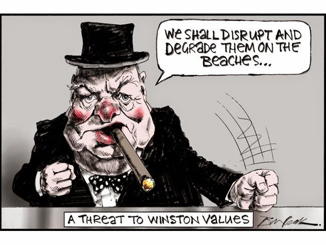 Bill Leak - The Australian