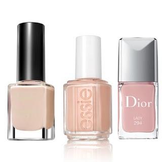 Moda y Tendencia 2015 para las uñas: Uñas Blancas!