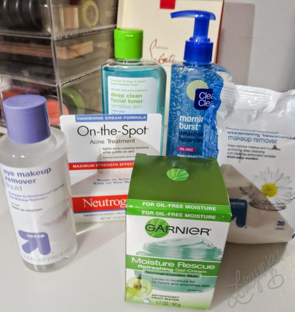 Lovejunkii Beautique Target Skincare Haul