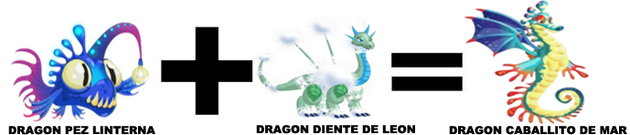 como sacar al dragon caballito de mar en dragon city