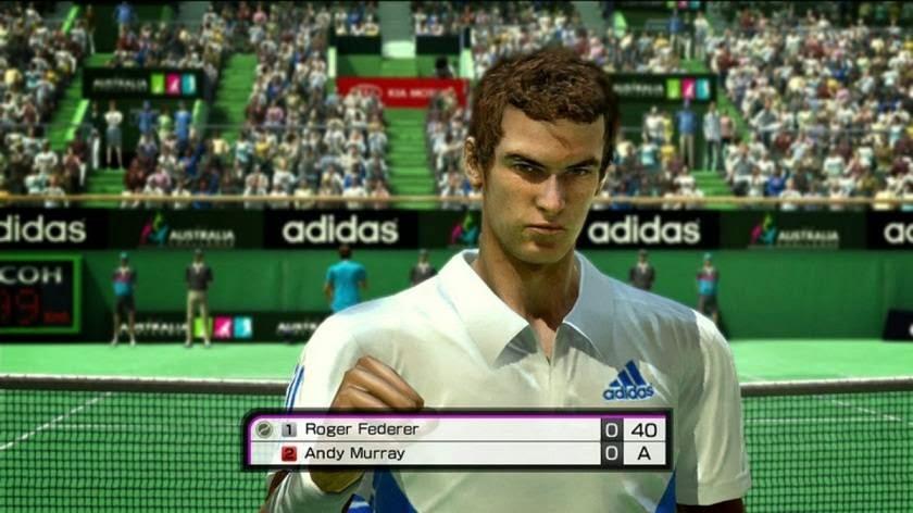 tennis spiel pc