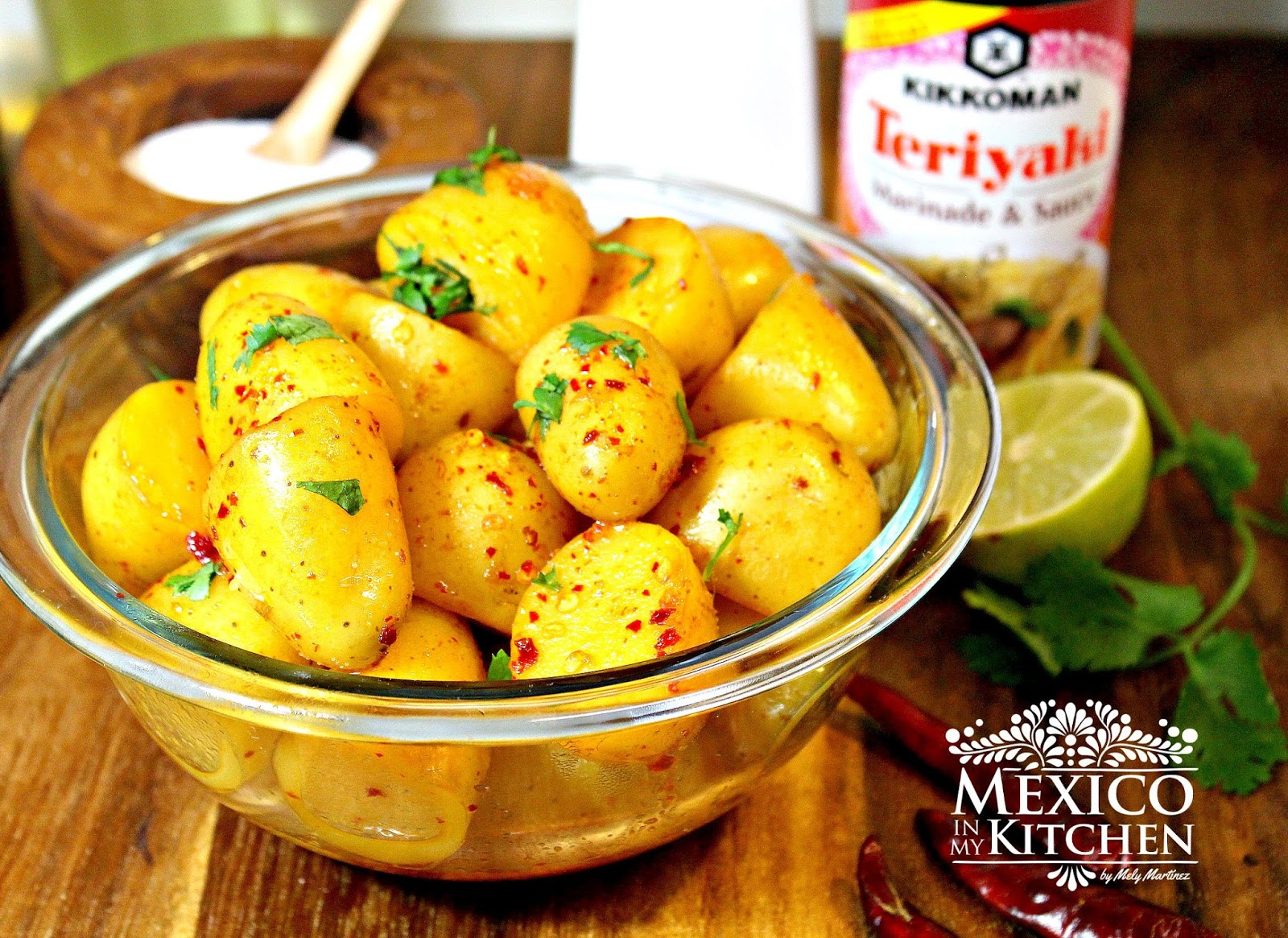 How To Make Mouth Watering Spicy New Potatoes