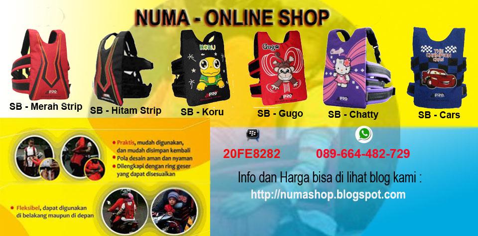 NumaShop Toko Online