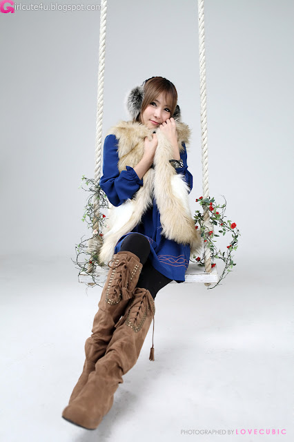 3 Jang Jung Eun - Winter Style-very cute asian girl-girlcute4u.blogspot.com
