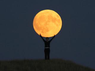 La luna para ti