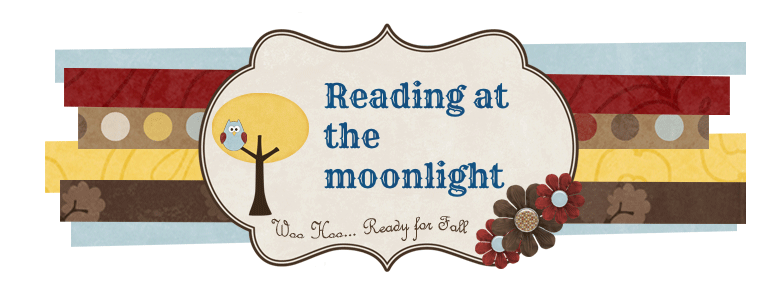 reading at the moonlight